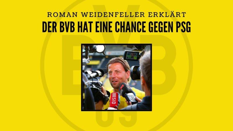 """Ich bin positiv gestimmt."" – Weidenfeller denkt ein Gegner wie PSG liegt dem BVB"