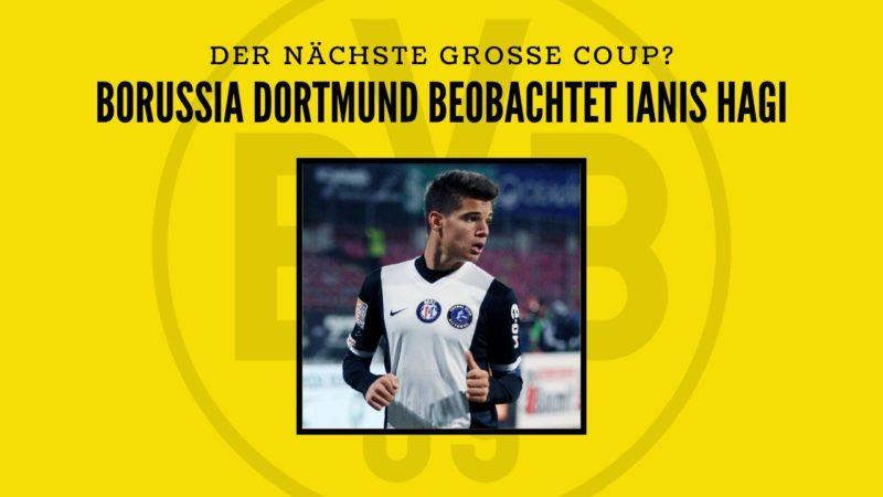 BVB beobachtet Sohn von Rumänien-Legende Hagi