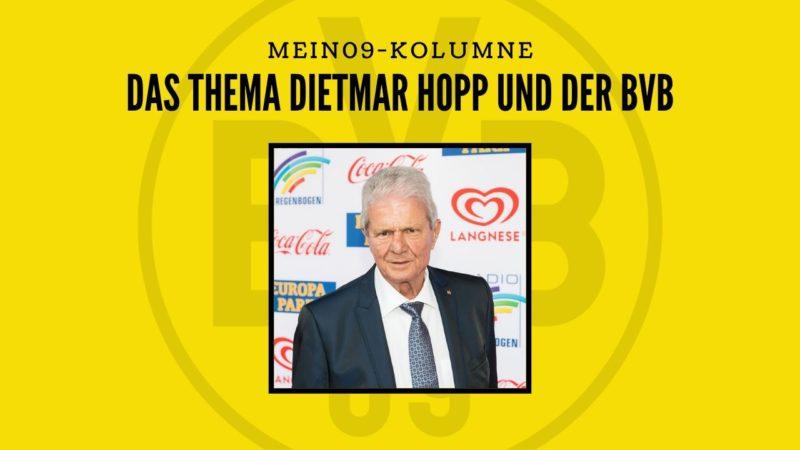Das Thema Dietmar Hopp und der BVB