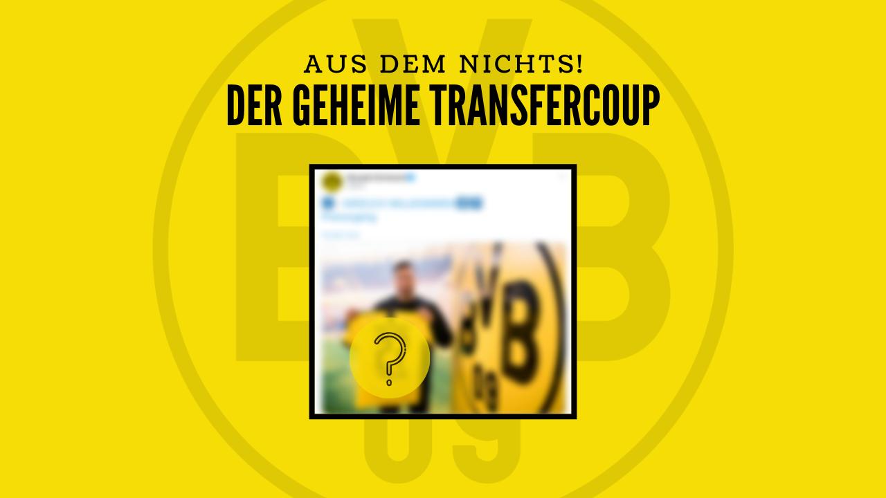 Geheimer Deal? Medien berichten über weiteren BVB Transfer