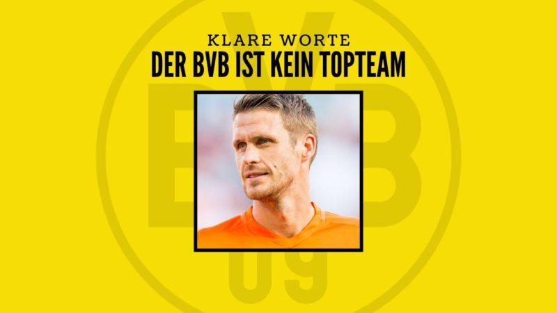 Reaktionen auf Leverkusen-Pleite: Der BVB ist kein internationales Topteam