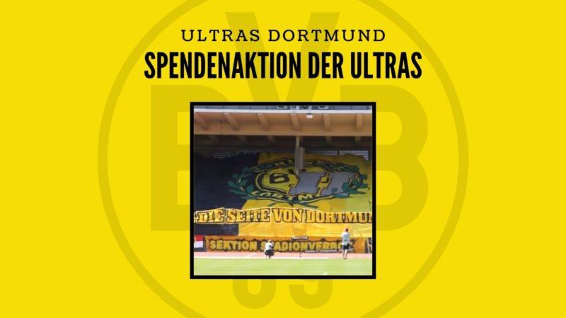 Aktionen der Ultras Dortmund