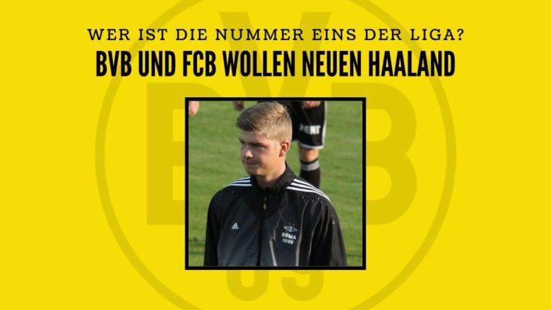 Der nächste Haaland? BVB und FCB möchten Alexander Sörloth verpflichten