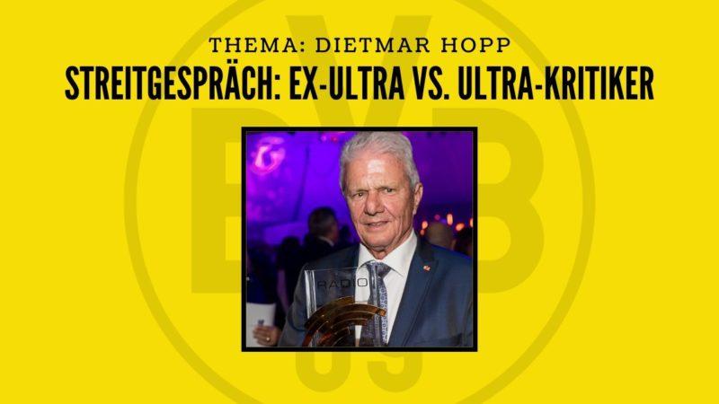 BVB-Streitgespräch: Dietmar Hopp – EX-Ultra vs. Ultra-Kritiker
