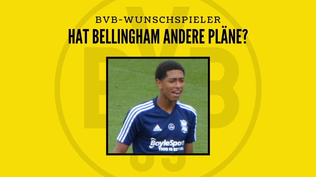 Hat der BVB-Wunschspieler doch andere Pläne?